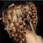 編み込み上級者向けアレンジ集!そして髪の毛は芸術の域に・・・のサムネイル画像