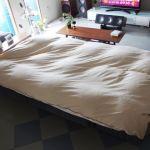 羽毛布団のお手入れをしっかりすることで、毎日の睡眠も快適に♡のサムネイル画像