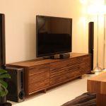 家具に合わせたテレビボードを選んで、オシャレインテリアに☆のサムネイル画像