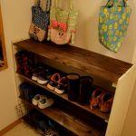 簡単&おしゃれな靴箱DIY!すぐに出来る手作りアイデア実例まとめのサムネイル画像