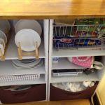 食器棚なんていらない!激安カラーボックスで作るキッチン収納棚☆のサムネイル画像