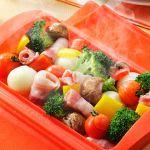 シリコンスチーマーは主婦の味方!簡単・時短で絶品レシピ☆のサムネイル画像