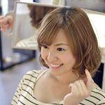ヘアアイロンにスタイリング剤をプラスして使うだけで簡単セットが!のサムネイル画像