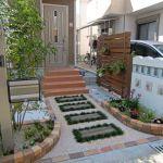 玄関に入る前の第一歩。玄関アプローチで家の印象を良くしよう。のサムネイル画像