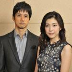 ドラマで共演☆西島秀俊と竹内結子はCMでも息の合った名コンビのサムネイル画像