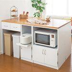 毎日使うキッチン。キッチン台って?どんなキッチン台が好き?のサムネイル画像