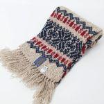 プレゼントすれば男子はいちころ♡手編みマフラーの編み方♡のサムネイル画像