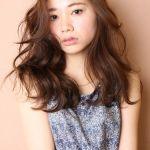 大人っぽい前髪が魅力的♡ヘアアレンジするとオシャレで素敵♡のサムネイル画像