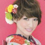 ショートでもアレンジしたい!着物に似合うショートヘアアレンジ集のサムネイル画像