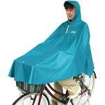 自転車にはポンチョ!雨でも快適運転♪人気商品厳選3選を紹介!のサムネイル画像