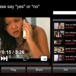 テレビ画面で、Youtubeにアクセスして、再生することが出来ます!のサムネイル画像