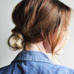 低め・高め・簡単・かわいい!ミディアムのお団子ヘアのやり方のサムネイル画像