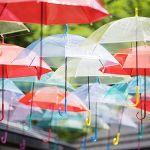 【傘・オシャレ】雨ニモマケズ出かけたくなるオシャレな傘まとめのサムネイル画像