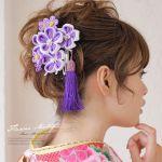 【浴衣】かんざしを使った浴衣に合うヘアアレンジを紹介!!!のサムネイル画像