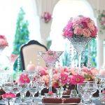 ♥まぶしい結婚披露宴での服装♥主役はもちろん素敵なドレスで登場!のサムネイル画像