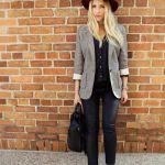 ジャケットのファッションスタイルがオシャレ!参考にしたい!のサムネイル画像
