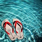 常夏リゾートが恋しくなる♡おしゃれなビーチサンダルをチェック!のサムネイル画像