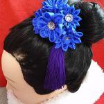 成人式に、七五三に、卒業式に和服にぴったり!和風髪飾り画像集のサムネイル画像