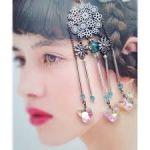 和の髪飾り簪。普段使いできるの?簪のバリエーションをご紹介しますのサムネイル画像