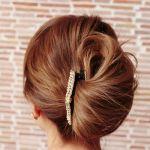 ヘアクリップを使ったアレンジで簡単に出来るまとめ髪!!!のサムネイル画像