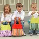 こんなの可愛い!お子さま向け布製トートバッグの手作りアイデアのサムネイル画像