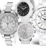 白の腕時計はおしゃれには欠かすことのできない必須アイテムです!のサムネイル画像