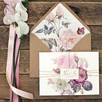 ♡結婚式が決まったら!こだわり招待状の系統別デザイン集♡のサムネイル画像