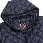 イギリス生まれ「LAVENHAM」のレディースキルティングジャケット のサムネイル画像