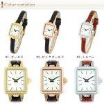 【安い腕時計】1,000円台~3.000円台で買える!!可愛い♪♪のサムネイル画像