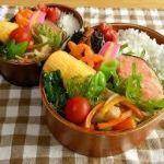 お弁当女子必見。お弁当箱ランチタイムを盛り上げるおすすめお弁当箱のサムネイル画像