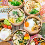 見た目も重要♡曲げわっぱで作るお弁当がおしゃれで美味しい!のサムネイル画像