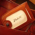 ナチュラルで可愛い「Dakota(ダコタ)」の本革メッシュバッグ♡のサムネイル画像