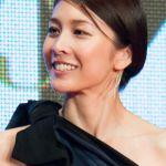 竹内結子さんは2005年に結婚されていますが間もなくして離婚!のサムネイル画像
