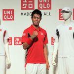 目指せ世界一!プロテニスプレーヤー錦織圭とユニクロの努力のサムネイル画像