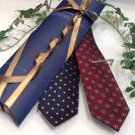 男性へのプレゼントの定番!おしゃれなネクタイをプレゼントしよう♥のサムネイル画像