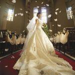 幸せいっぱいの結婚式☆色々なシーンの画像をご紹介します。のサムネイル画像