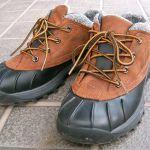 【防水の靴】おしゃれな防水靴を履いて、雨の日もお出かけしましょうのサムネイル画像