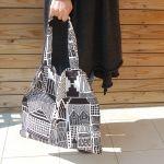 ポップでかわいい!普段使いにもおすすめのマリメッコのエコバッグ!のサムネイル画像