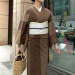 着物をオシャレに着こなそう!帯の簡単な結び方をご紹介します!のサムネイル画像