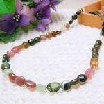 色も種類も多い天然石!のネックレスでおしゃれをしませんか?のサムネイル画像