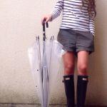 おしゃれなレインブーツ(長靴)で、雨の日も楽しくおでかけ!のサムネイル画像