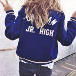 【ブルゾンの着こなし】流行のブルゾンの素敵な着こなしっ♥のサムネイル画像