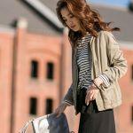 まだまだ寒い!春のモッズコートのおすすめの着こなし&商品紹介のサムネイル画像