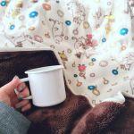 冷えは女の敵!寒い日はかわいいひざ掛けであったまろう♡!のサムネイル画像