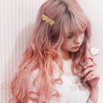 ゆるふわスイートな乙女は、前髪パーマに夢中♡甘い雰囲気をプラスのサムネイル画像