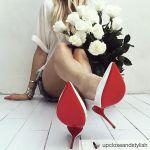 【春コーデ攻略の鍵は白パンプスにある】女らしさ、アップデート!のサムネイル画像