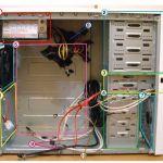 自作PCを製作するときに、ケース選びが、最初に考えることです。のサムネイル画像