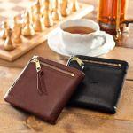 エイジングを楽しもう!本革の財布の魅力。春のおしゃれは財布から。のサムネイル画像