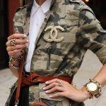 【迷彩柄のジャケット】流行のミリタリースタイルがおしゃれ!のサムネイル画像