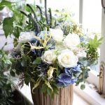 プレゼントにはお花を!最近、人気のフラワーアレンジメントをご紹介のサムネイル画像